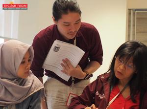 Bandung English Courses - English for Adult