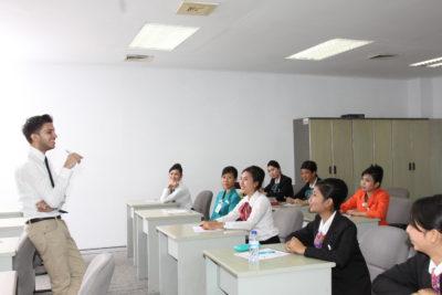 Training Bahasa Inggris Karyawan di Bandung
