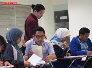 English-Today-Bandung-Percakapan Bisnis Bahasa Inggris