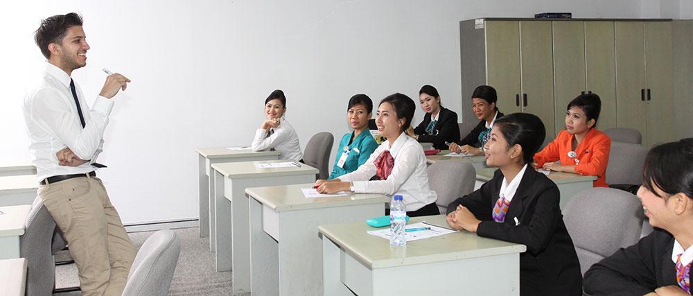 tempat kursus bahasa inggris untuk karyawan di bandung