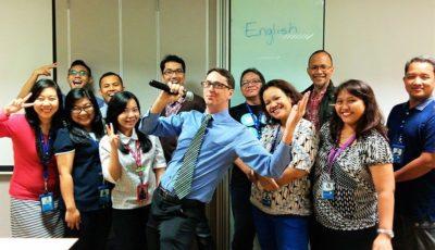 Tempat Belajar Bahasa Inggris di Bandung