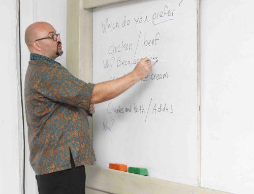 Les Private Bahasa Inggris di Bandung