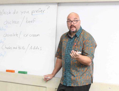 Les Bahasa Inggris Privat di Bandung
