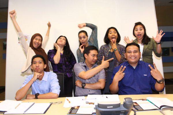 kerjasama kursus bahasa inggris