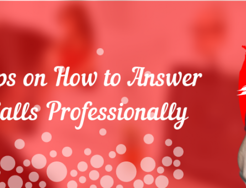 5 Easy Tips on How to Answer Phone Calls Professionally